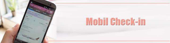 Mobil Check-in