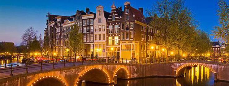 Amsterdam, Hollanda