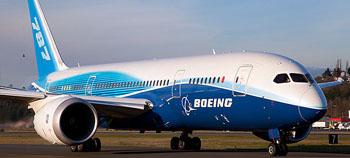 Dubai Hava Şovu Boeing