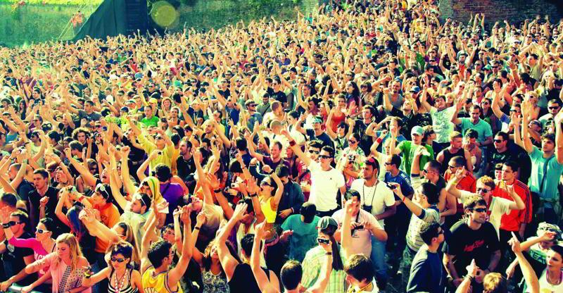 Dünyanın en büyük festivalleri