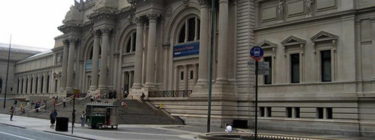 Metropolitan Müzesi, New York Amerika