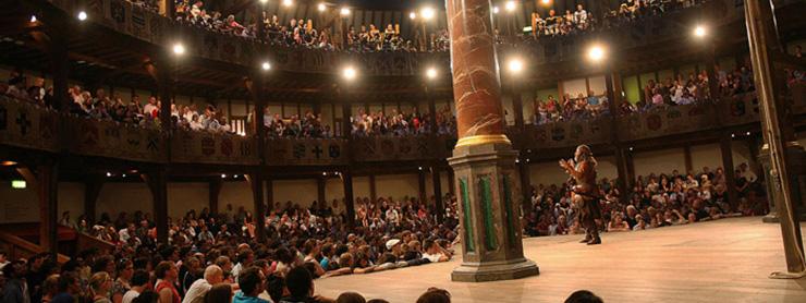 Shakespeare Globe Tiyatrosu
