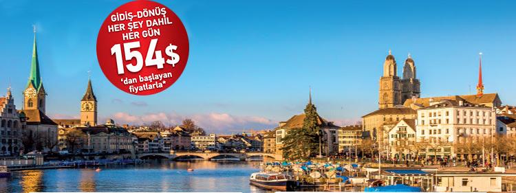 AtlasGlobal'den İsviçre