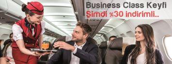 AtlasGlobal'den İndirimli Business Class kampanyası