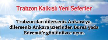 Borajet Trabzon uçak bileti kampanyası