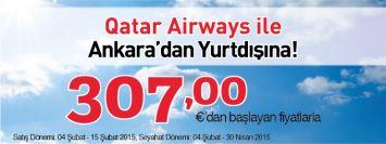Qatar Airways Ankara Uçak Bileti Kampanyası