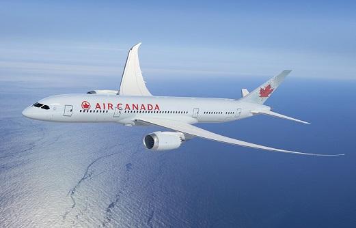 air canada yeni uçak