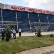 Hakkari - Yüksekova Havalimanı