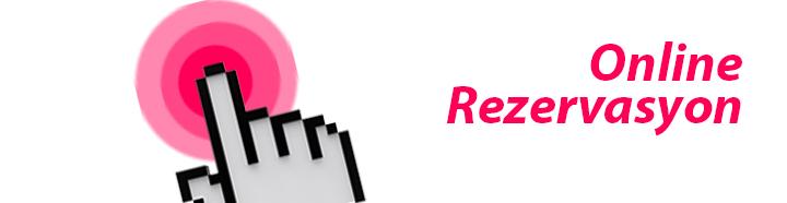 Online Rezervasyon Nasıl Yapılır?