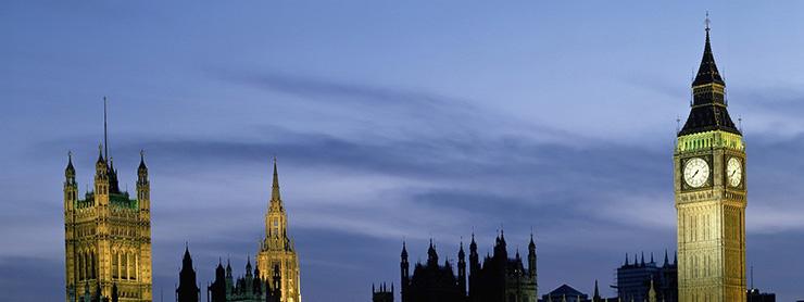 Big Ben Kulesi Londra