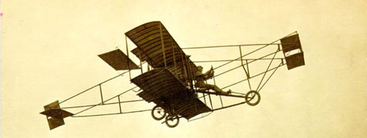 İlk uçak, tarihi uçak