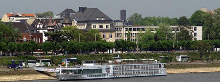 Köln nehir turu