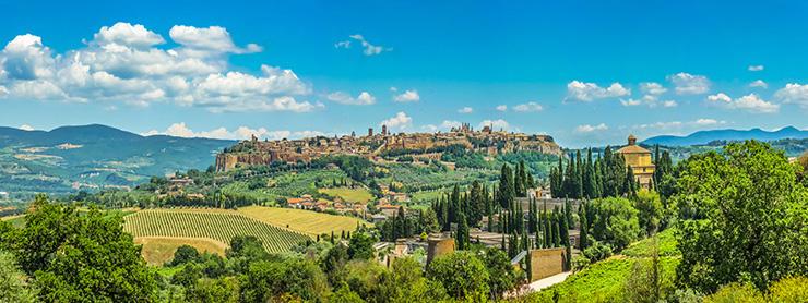 Orvieto İtalya