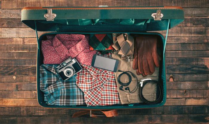 Valizinizde Olması Gereken Şeyler
