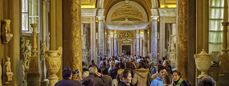 Vatikan Müzesi Roma