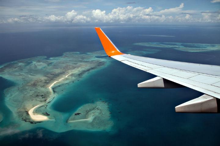 Ankara Zanzibar Uçak Bileti Uçak İçi