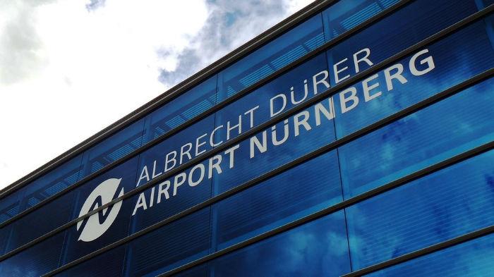 Ankara - Nünberg Havalimanı