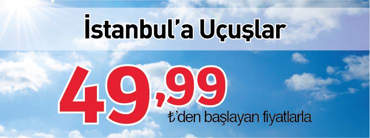 Sunexpress istanbul indirimli uçak bileti kampanyası