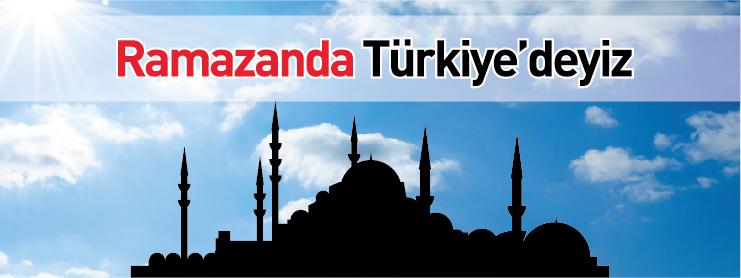 Öger Tur Ramazan kampanyası