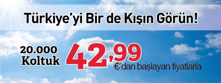 sunexpress yurtiçi 20 bin koltuk uçak bileti kampanyası