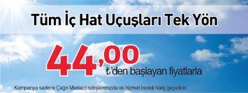 Atlasjet yeni yıl yurtiçi uçak bileti kampanyası